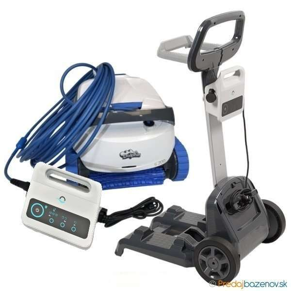 Dolphin S300i Automatic Robot Pool Cleaner (Smart-phone Control)