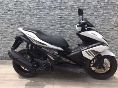 Yamaha Aerox 155 - Easy Finance - 48.000 Bath