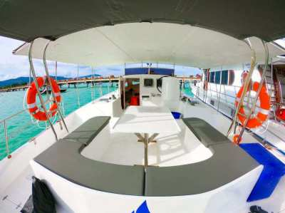 Sale/ขาย Catamaran Yacht