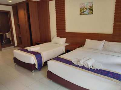 Guesthouse licence rental 12 room jomtien beach