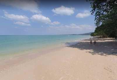*Beach Front Land For Sale 743 Rai, Khuekak Beach,Takhua Pa, Phang nga