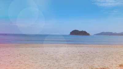 Beach Front Land For Sale 34 Rai, Koh Phrathong, Phangnga.