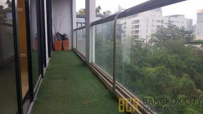 Baan Prompong Condo Spacious Renovated 2 Bedroom Unit for Rent/Sale