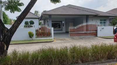 MUCH IMPROVED WELL PRESENTED SPACIOUS POOL VILLA IN GATED VILLAGE WITH