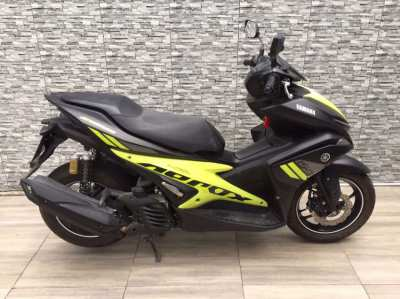 PROMOTION - Yamaha Aerox 155 - 38.500 Bath - SALE