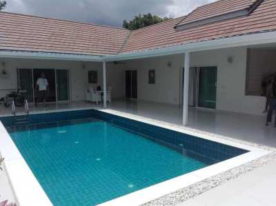 Pool villa for sale financing available