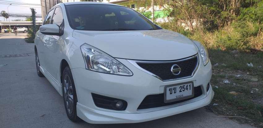 Nissan Pulsar 1.6 V (Top Model) automatic