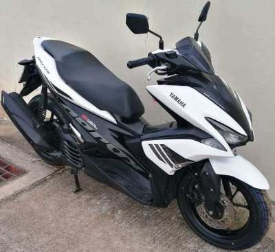 2017 Yamaha Aerox 155 - - 44.900 ฿ Finance by shop