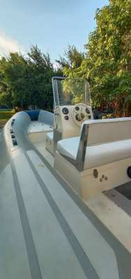 Yam 480R inflatable boat for sale