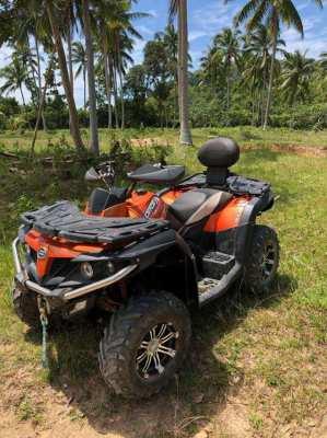 ATV CF MOTO X 550     ( 2017 )