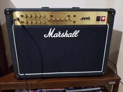 MARSHALL JVM 205C - 50W Tube Amp