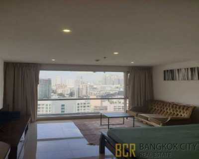 Sukhumvit Suites Condo Newly Renovated Studio Flat for Rent/Sale - Hot