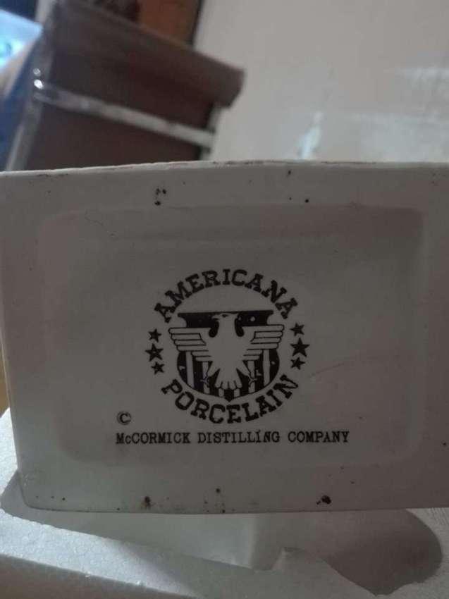 SOLD! American Porcelain Decanter