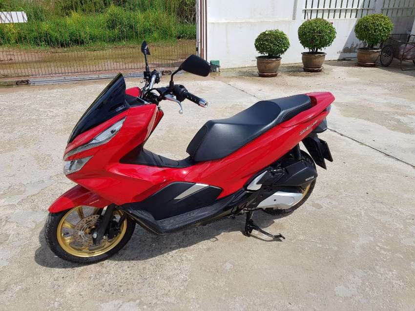 2019 HONDA PCX - ONLY 4 MONTHS OLD