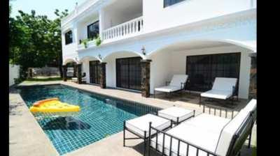 POOL HOUSE /VILLA  FOR SALE NEAR BEACH