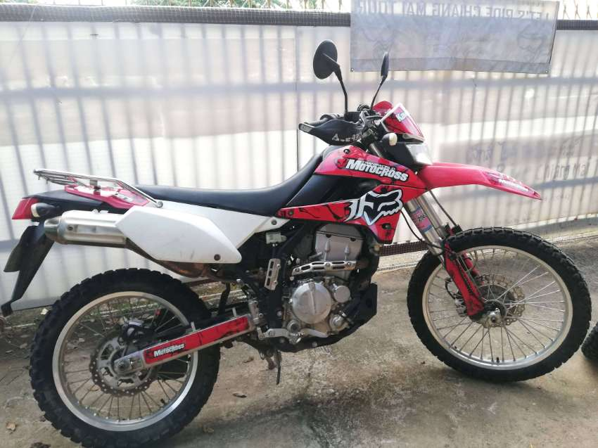 KLX 250 for QUICK SALE