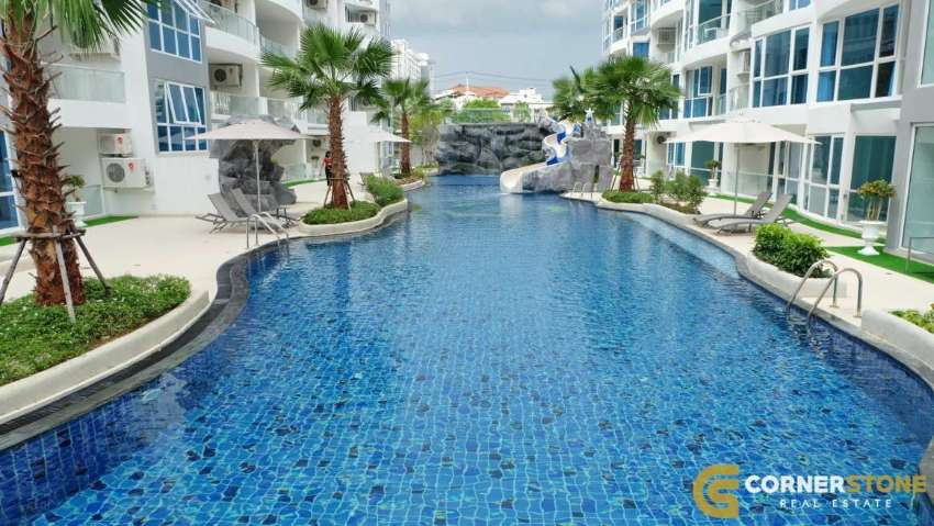 #1271 Beautiful 2Bed 2Bath In Pattaya City For rent At Grand Avenue