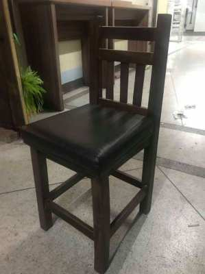 Solid Wooden Chairs with Pillow/Pad