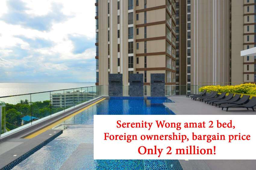 Serenity Wong amat , Bargain Price, Reduced from 2.4m Baht !!