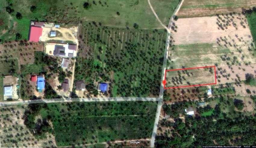 FIRESALE! 3200 m2 LAND Good location Super Cheap 2 Rai