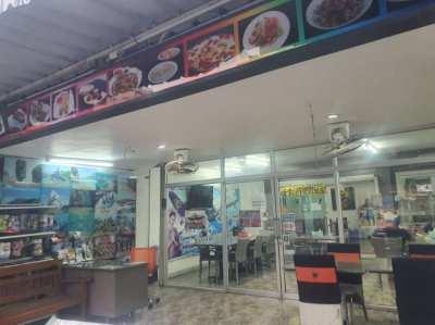 Full equipment restaurant for sale