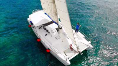 Catamaran for sale  38ft.