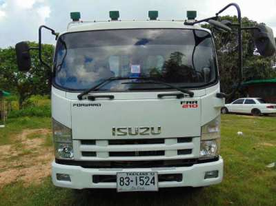BIG ISUZU CRANE TRUCK FOR SALE