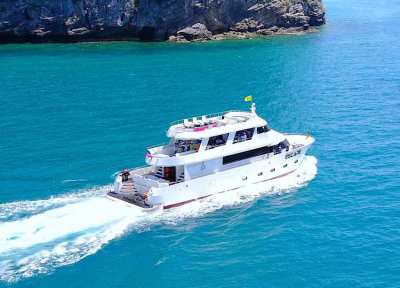 The Escape Yacht - Koh Samui is now for sale directly by the owner!