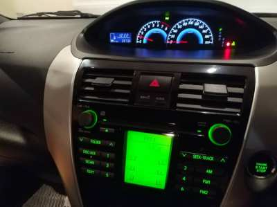 Toyota Vios 2012: 39,000km :Quick sale 260,000 bath, 1 hand owner.