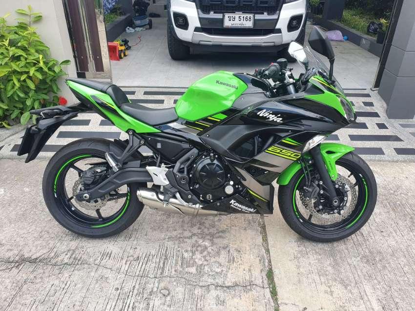 2019 New Kawasaki Ninja 650 ABS - 145kms
