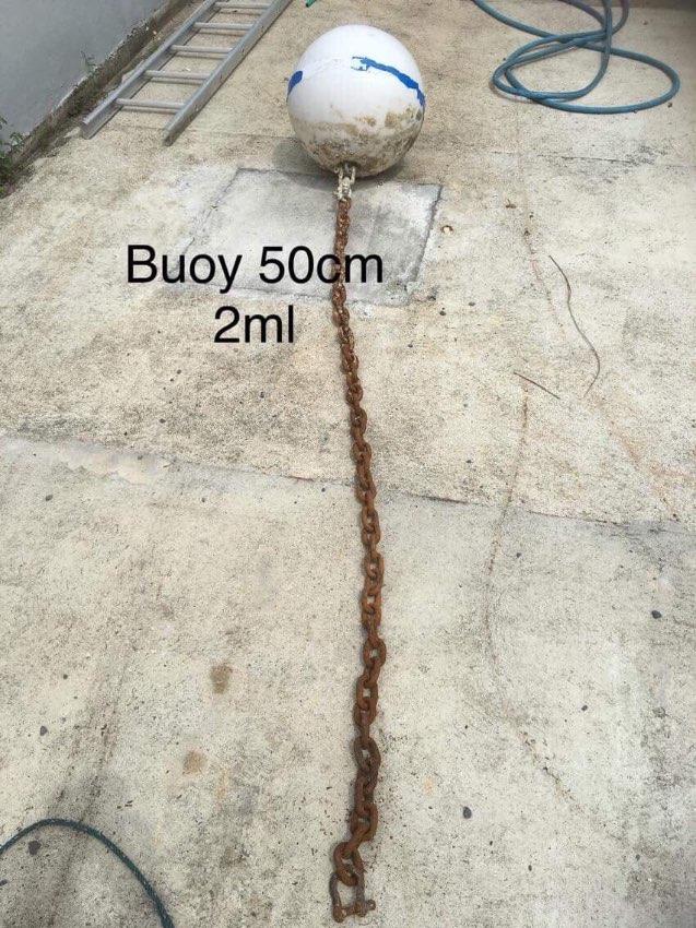 Mooring buoy 50 cm
