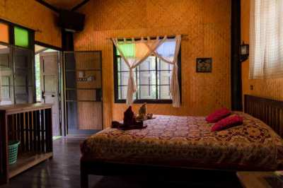 Beautiful Resort near Chiang Mai for sale, REDUCED PRICE