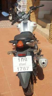 200cc Benelli Keeway RKV