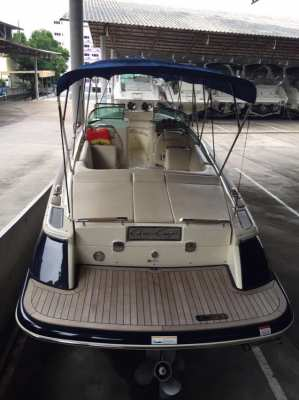 Chris craft launch 26ft excellent condition with mercruiser engine