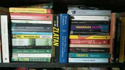 SCANDINAVIAN BOOKS