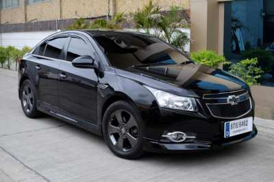 Selling a Chevrolet Cruze 2.0 LTZ, year 11, top model diesel engine