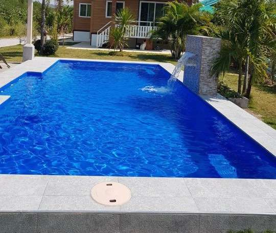 Complete Your Home with 8m Centurion Swimming Pool