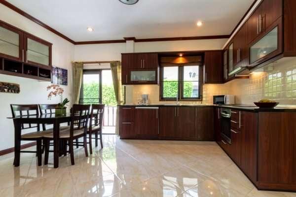 3 Bed Villa at Natural Hill Hua Hin,