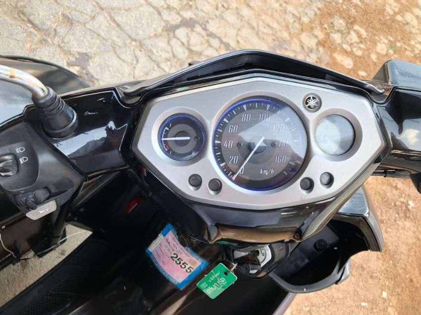 Yamaha Nouvo 135cc with Side car