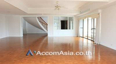 Apartment with 4 Bedroom For Rent Near BTS Chong Nonsi in Nanglinchee