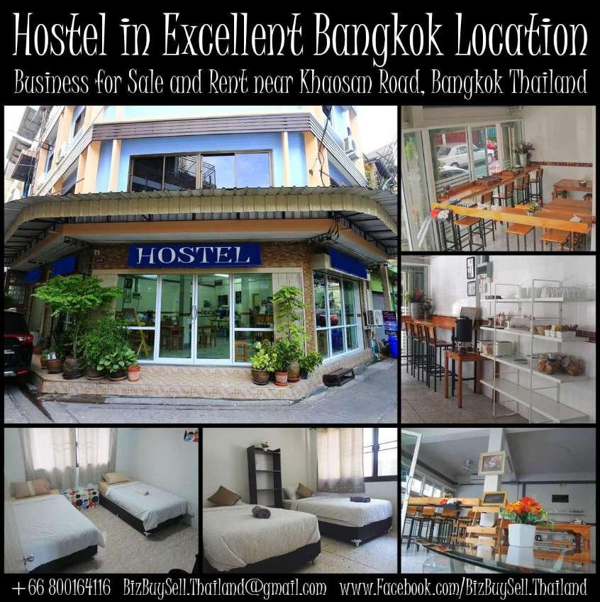 Hostel in Excellent Location in Bangkok