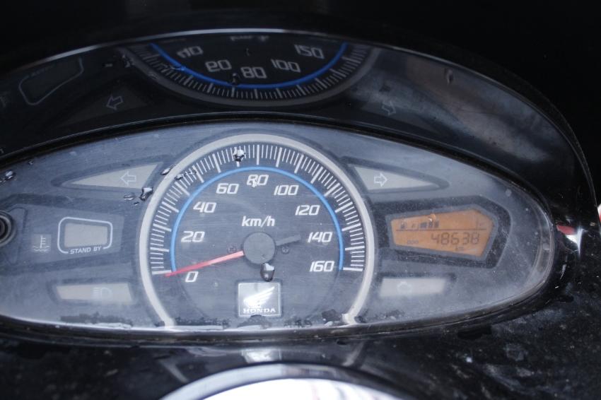 ็Honda PCX 125 cc 2009