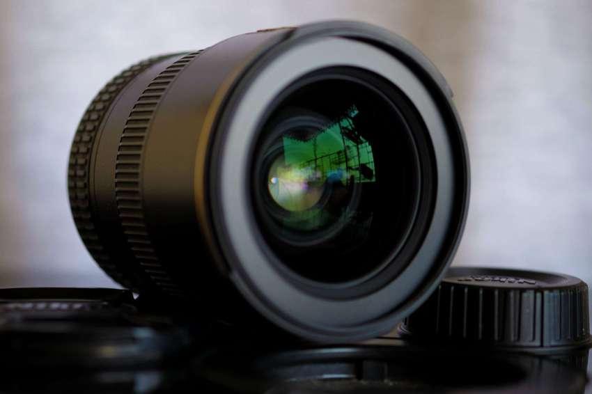 Nikon 17-55mm F2.8 G LENS (Japan import)