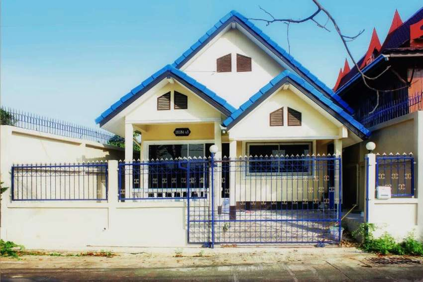 The cheapest house at Wongamat beach