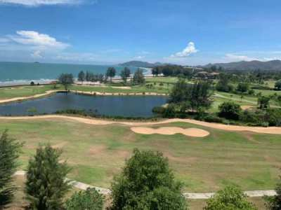The Sanctuary Hua Hin 3 Bed Condo Overlooking Ocean and Golf Course