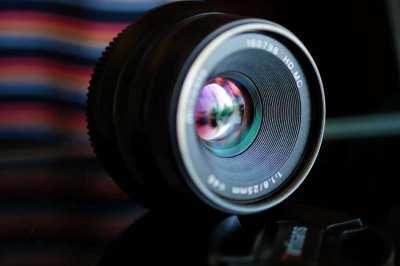 25mm F/1.8 Lens in Box For Olympus Panasonic Micro 4/3 MFT
