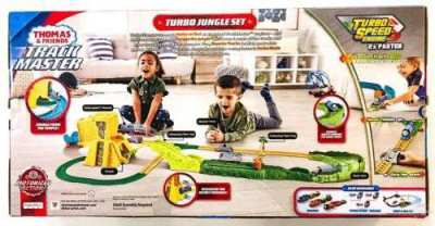 Thomas and freinds turbo jungle