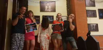Horror Quest Room in Pattaya