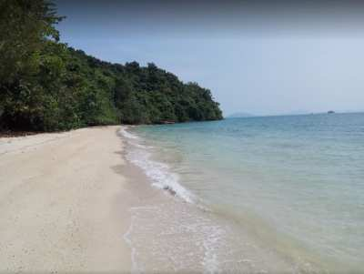Beach Front Land For Sale 50 Rai, Ao Po Beach, Phuket.