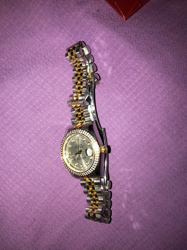 All original rolex perpetual datejust diamonds watches for sale.